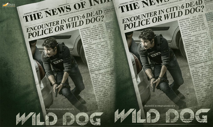 Wild Dog First Look