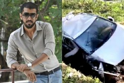Daggubati Abhiram Car Accident